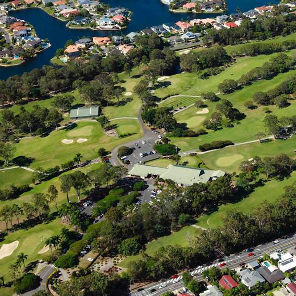Golf Course Southport