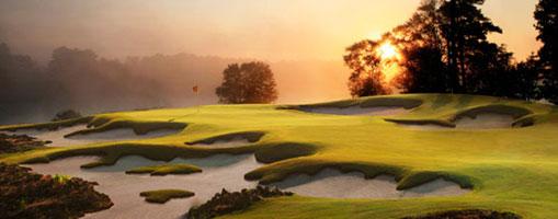 Luxury Golf Courses